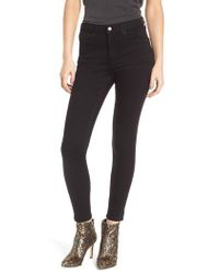 TOPSHOP - Leigh Ankle Skinny Jeans - Lyst
