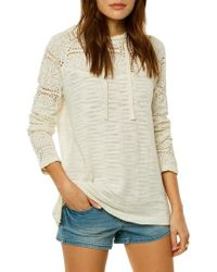 O'neill Sportswear - Crush Pullover Hoodie - Lyst