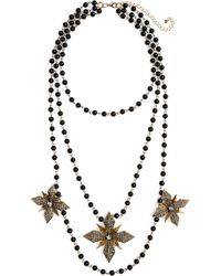 Cara - Celestial Layered Necklace - Lyst