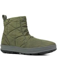 Bogs - Snowday Waterproof Quilted Snow Boot - Lyst