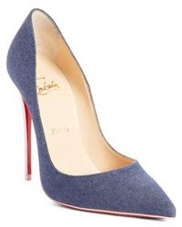 Christian Louboutin - So Kate Pointy Toe Pump - Lyst