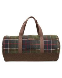 Barbour - Hardwick Duffel Bag - - Lyst
