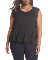 Sejour - Pleated Top - Lyst