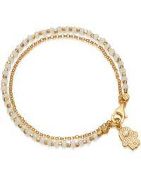 Astley Clarke - Hamsa Biography Bracelet - Lyst