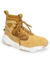 Nike - Air Footscape Mid Sneaker Boot - Lyst