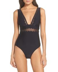 Ted Baker - Galinda One-piece Swimsuit - Lyst