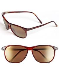 Maui Jim - 'voyager - Polarizedplus2' 60mm Sunglasses - Lyst