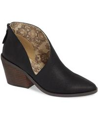 Band Of Gypsies - Tusk Bootie - Lyst