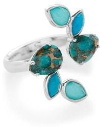 Ippolita - Rock Candy Open Six-stone Ring - Lyst