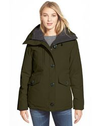 canada goose ladies branta middleton coat