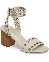 Matisse - Demure Block Heel Sandal - Lyst
