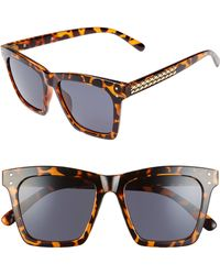 08a6141b28 Nordstrom · BP. - 52mm Square Sunglasses - - Lyst