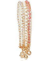 Astley Clarke - The Promise Bracelet Stack - Lyst
