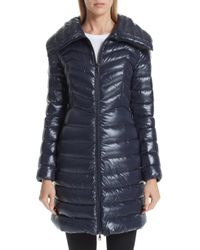 Moncler - Faucon Quilted Down Coat - Lyst