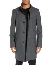 BOSS - Shanty Raincoat - Lyst