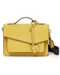 Botkier | Cobble Hill Leather Crossbody Bag | Lyst