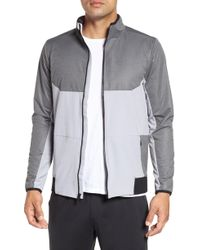 Under Armour - Gore Windstopper Full Zip Jacket - Lyst