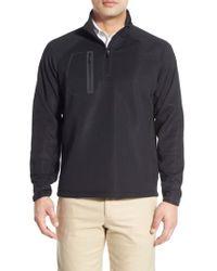 Bobby Jones | 'crawford - Xh20' Stretch Quarter Zip Golf Pullover | Lyst