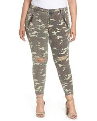Kut From The Kloth - Connie High Waist Ankle Skinny Jeans - Lyst