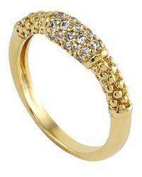 Lagos | Caviar Diamond Ring | Lyst