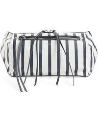 Rag & Bone - Large Ellis Leather Belt Bag - Lyst