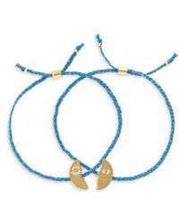 Madewell - 2-pack Friendship Bracelet - Lyst