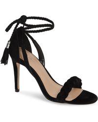 2e73c3f9962 Lyst - BCBGMAXAZRIA Pex High-heel Strappy Day Sandal in Black