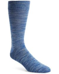 Bugatchi - Solid Socks - Lyst