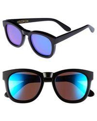 Wildfox - Classic Fox - Deluxe 59mm Sunglasses - Lyst
