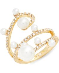 Vince Camuto - G Wraparound Ring - Lyst