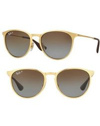 Ray-Ban - Erika 54mm Sunglasses - Lyst