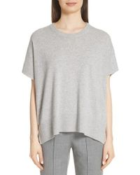 Michael Kors - Cashmere Draped Pullover - Lyst