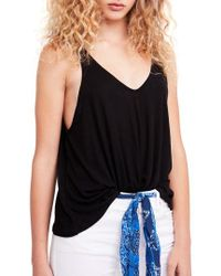 Free People | Dani Swing Tank | Lyst