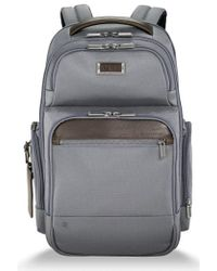 Briggs & Riley - @work Medium Cargo Backpack - Lyst