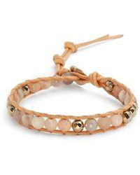 Chan Luu - Mixed Semiprecious Stone Bracelet - Lyst