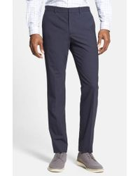 Theory | 'marlo New Tailor' Slim Fit Pants | Lyst