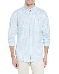 Vineyard Vines - Clark Cove Tucker Classic Fit Check Sport Shirt - Lyst