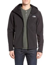 The North Face - 'apex Bionic 2' Water Repellent Jacket - Lyst