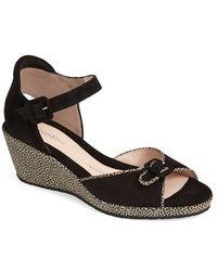Beautifeel - 'juliana' Ankle Strap Sandal - Lyst