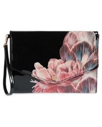Ted Baker - Tranquility Envelope Clutch - Lyst