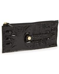 Brahmin - 'melbourne' Credit Card Wallet - Lyst