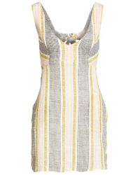 Rip Curl - Into The Sun Stripe Dress - Lyst