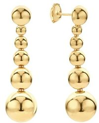 Lagos - Caviar Ball Drop Dangle Earrings - Lyst