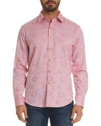 Robert Graham - Gilberts Classic Fit Sport Shirt - Lyst