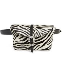 3.1 Phillip Lim - Hudson Genuine Calf Hair Belt Bag - Lyst