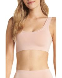 Hanro - 'touch Feeling' Crop Top - Lyst