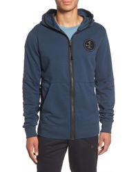 7a785c7040 Lyst - Nike Air Hooded Jacket in Blue for Men