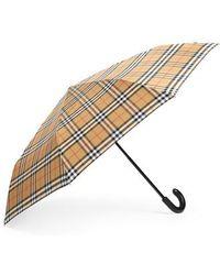 Burberry - Trafalgar Umbrella - Lyst