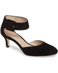 Pelle Moda - Ankle Strap Sandal - Lyst
