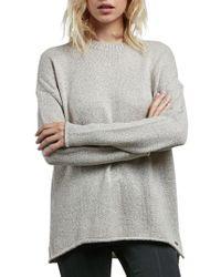 Volcom - Yarn Moji Sweater - Lyst